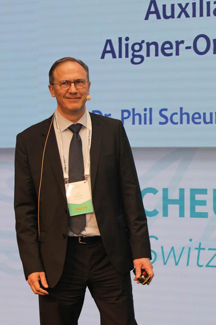 SCHEURER Phil - Switzerland